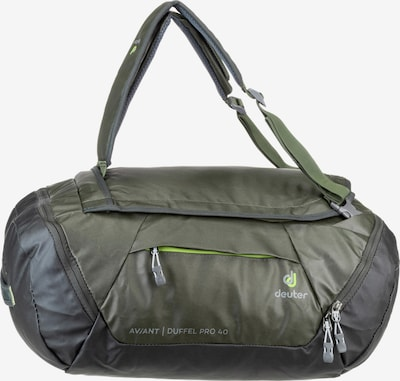 DEUTER Reisetasche 'Aviant' in oliv, Produktansicht