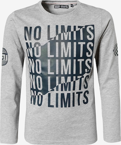 LEMON BERET Langarmshirt für Jungen in grau, Produktansicht