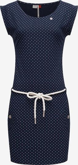 Ragwear Sommerkleid ' Tag Dots ' in blau, Produktansicht