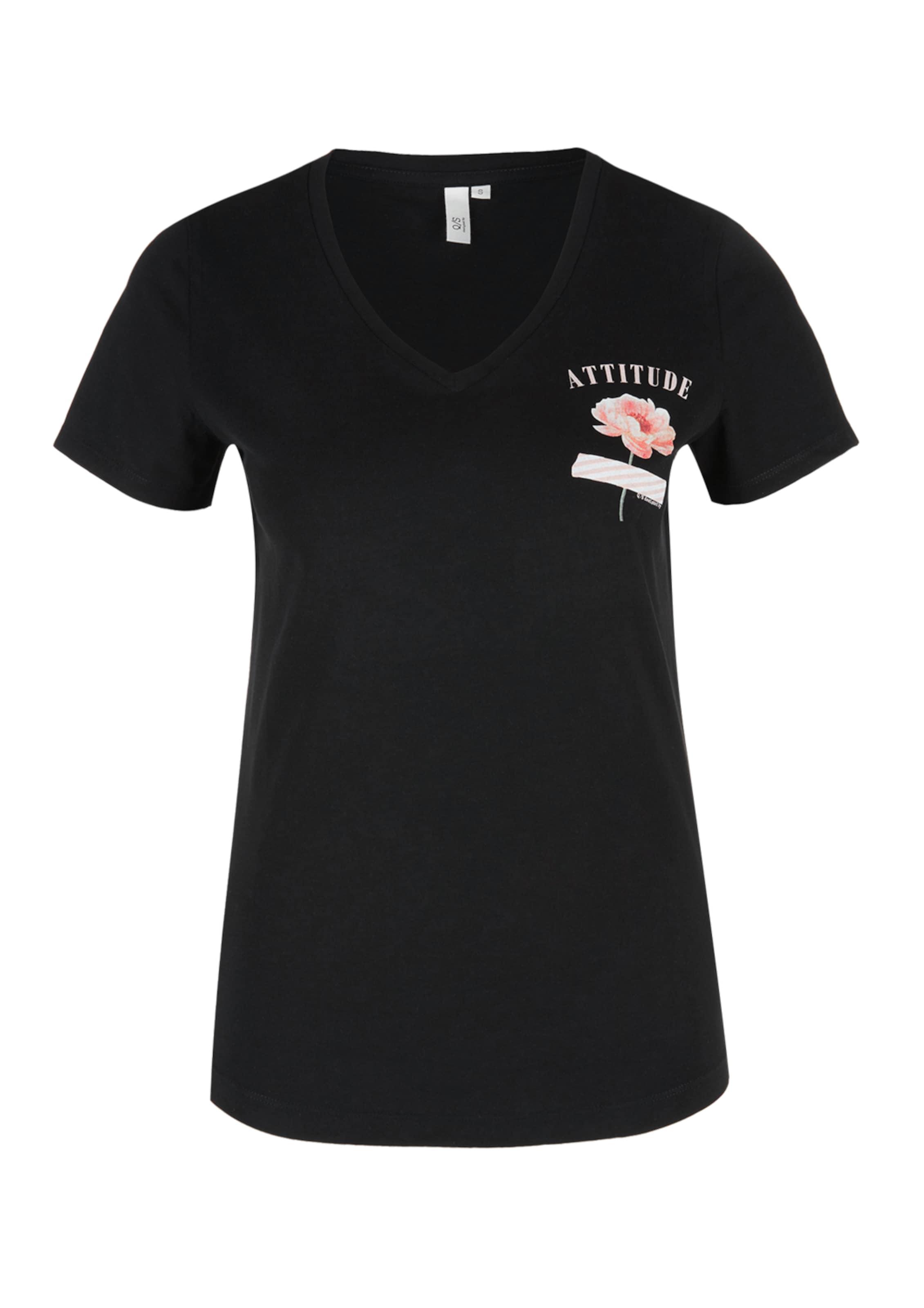 Designed Q T shirt s Weiß In RosaSchwarz By CexWBodr