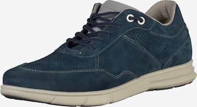 LLOYD Sneaker in blau: Frontalansicht
