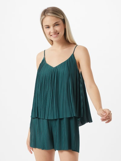 ABOUT YOU Jumpsuit 'Claire' in emerald, View model