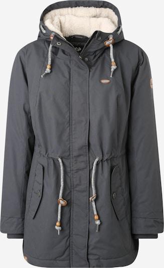 Ragwear Plus Jacke 'MONADIS' in dunkelgrau, Produktansicht