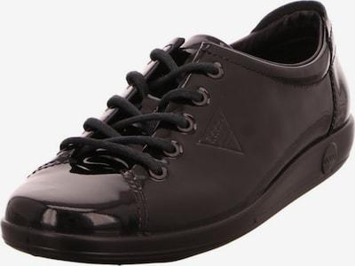 ECCO Schnürschuh in schwarz, Produktansicht