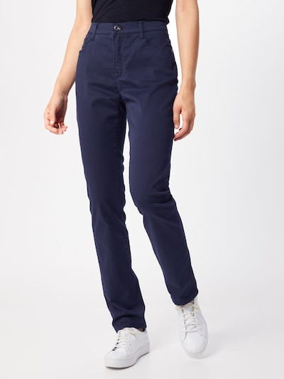 Pantaloni 'Mary' BRAX pe albastru, Vizualizare model