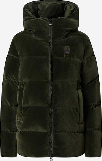 Žieminė striukė iš Blauer.USA , spalva - tamsiai žalia, Prekių apžvalga
