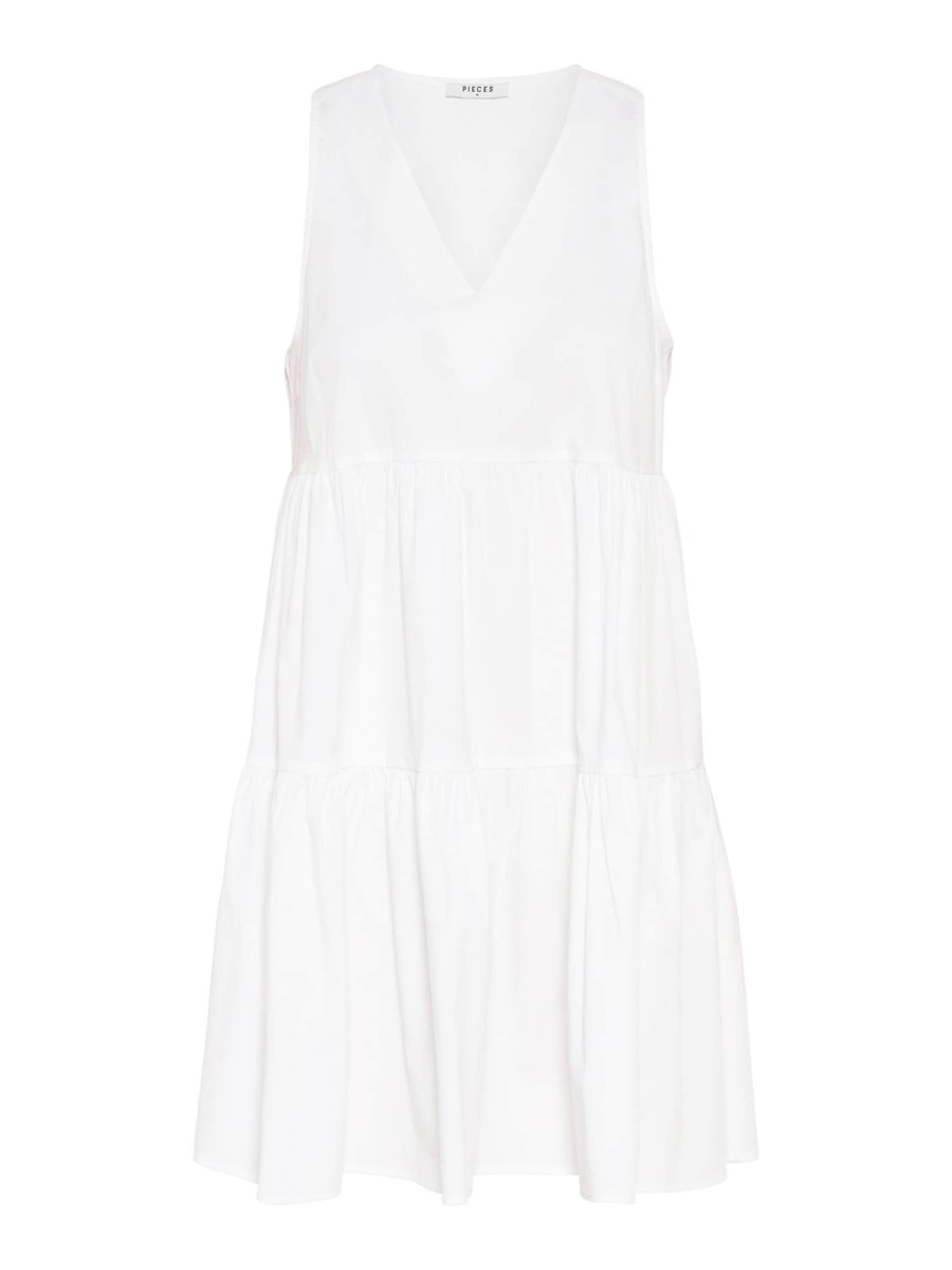Blanc Blanc Robe En En Pieces Robe Pieces Pieces Robe Nv80wmnO