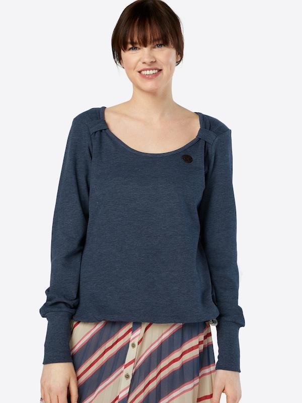 naketano Sweatshirt 'Big Dudelsack Flavour'