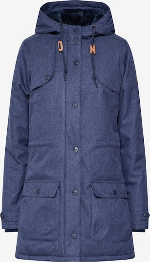 Derbe Parka 'Isola Invierno' in navy, Produktansicht