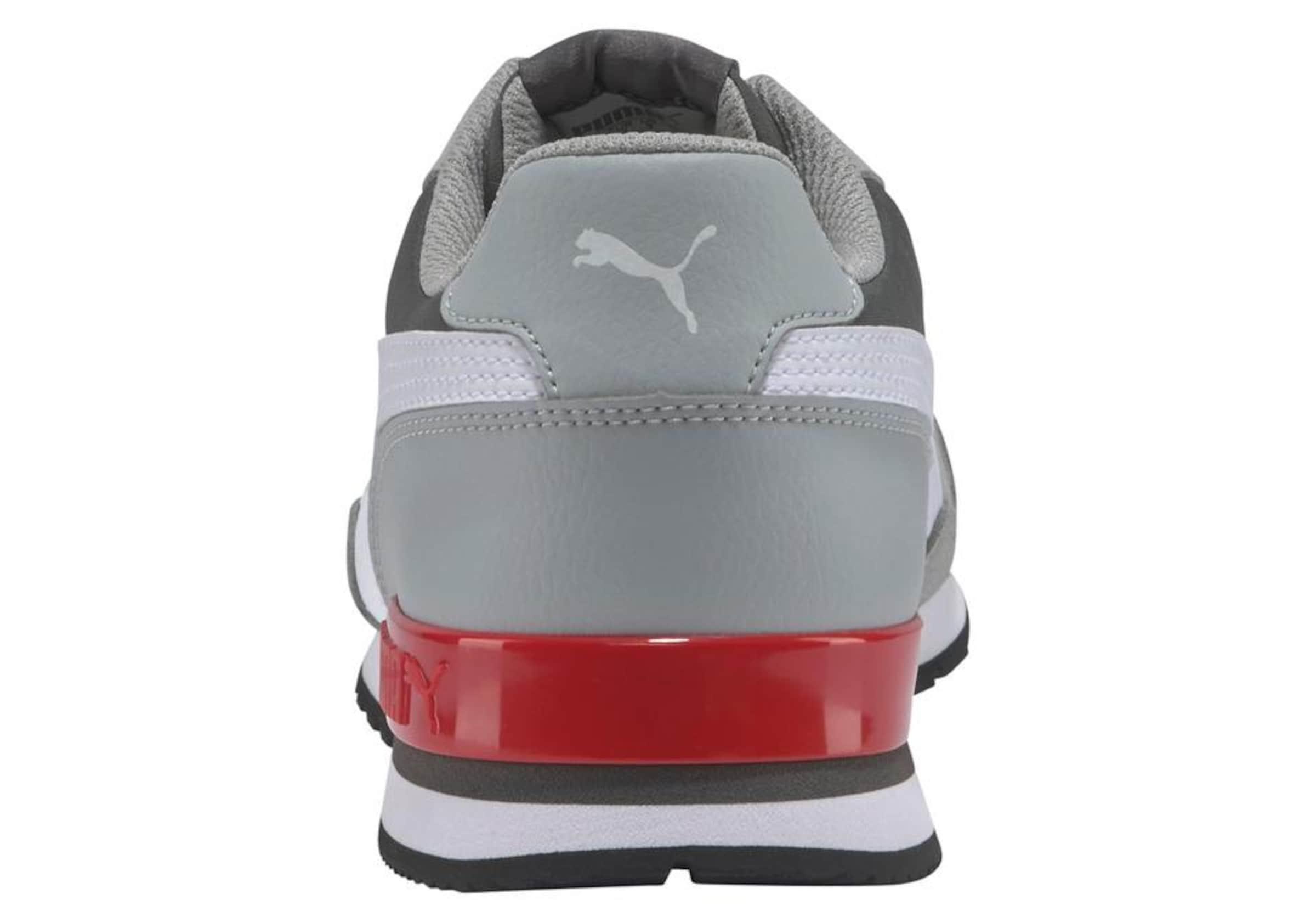 Sneaker In Puma Nl' 'st Weiß Runner V2 GrauBasaltgrau fv76bgyY