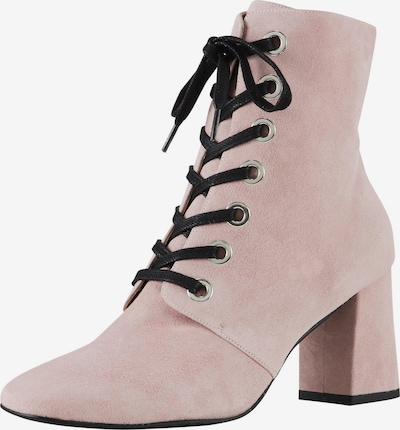 heine Lace-up bootie in Pink, Item view