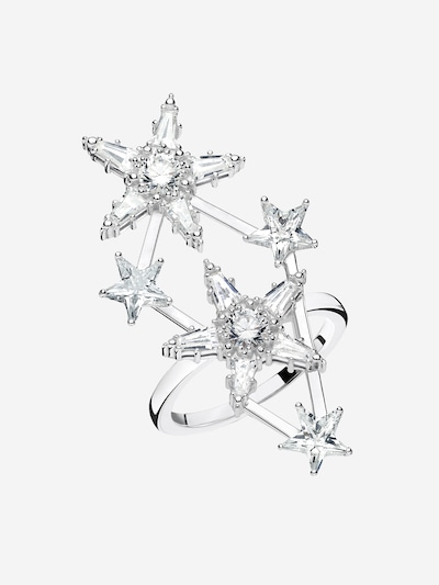 Thomas Sabo Ring in silber: Frontalansicht