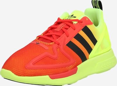 ADIDAS ORIGINALS Nízke tenisky 'ZX FUSE ADIPRENE X' - žltá / červená, Produkt