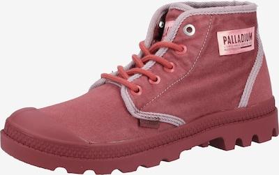 Palladium Sneaker in pastellrot, Produktansicht