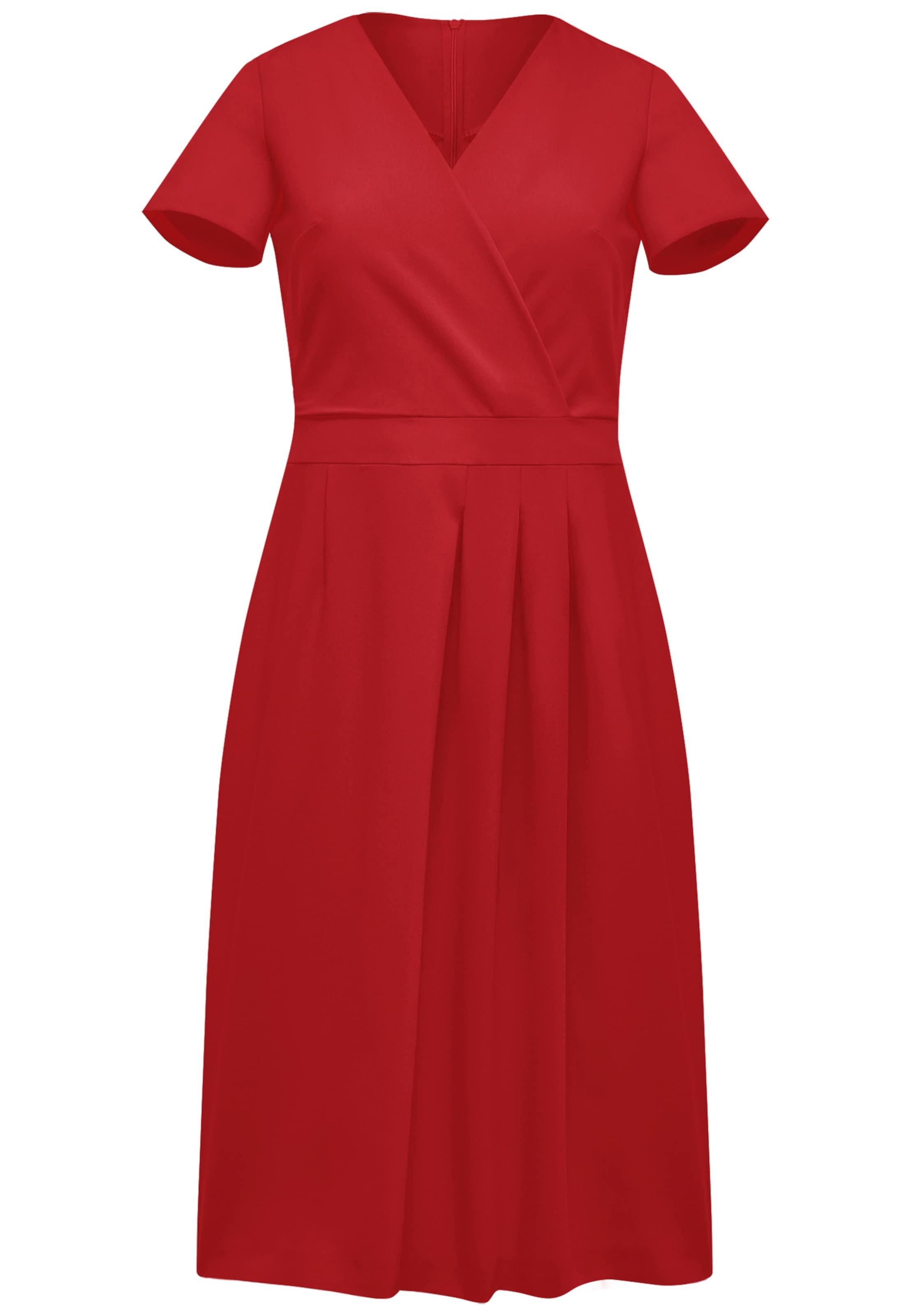 In Dreimaster Rot Maritim Kleid Dreimaster 5q34RjLA