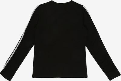 Bluză de molton NAME IT pe negru: Privire spate