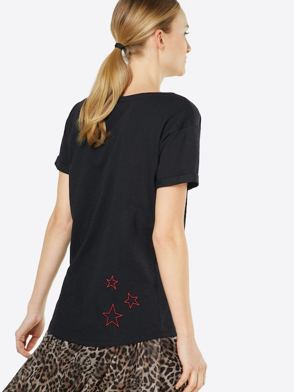 'lone Junkie En shirt T Star' Catwalk Noir XPiZku