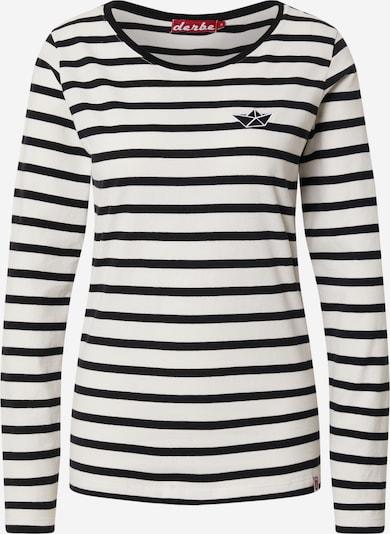 Marškinėliai iš Derbe , spalva - juoda / balta, Prekių apžvalga