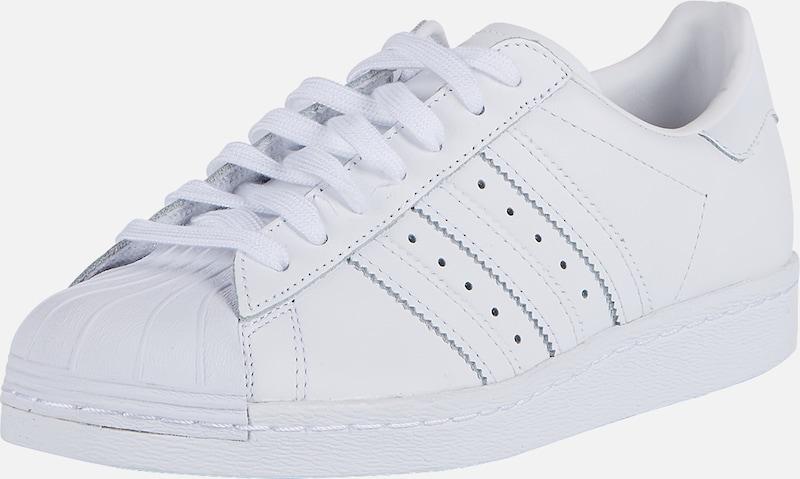 Blanc En Adidas Originals Basses Baskets 'superstar 80s' SMUzVp