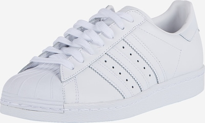 ADIDAS ORIGINALS Low Sneaker 'SUPERSTAR 80s' in weiß, Produktansicht