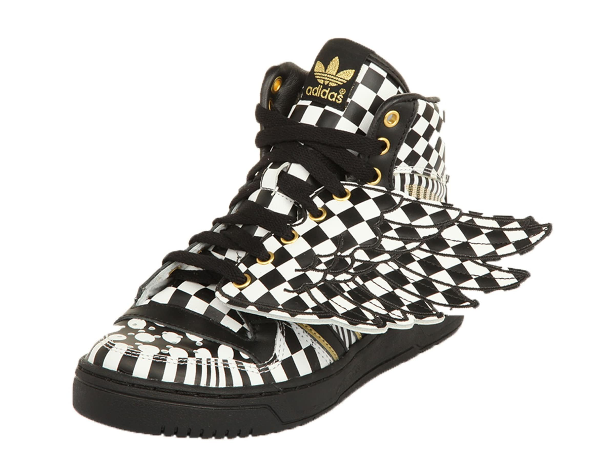 ADIDAS PERFORMANCE | Jeremy Scott TurnschuheJS WINGS OPART in ausgefallenem Design G95768