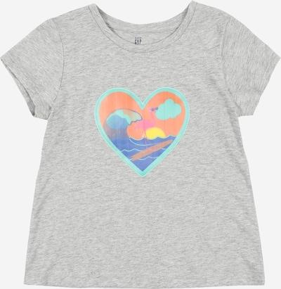 GAP T-Shirt in graumeliert / mischfarben, Produktansicht