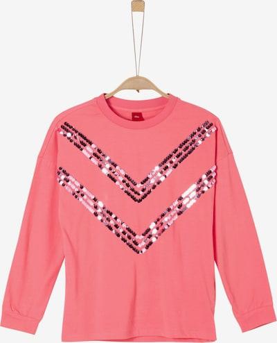 s.Oliver Junior Shirt in pink, Produktansicht