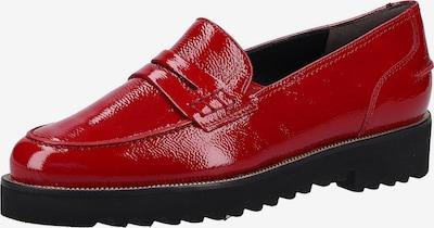 Paul Green Slipper in rot, Produktansicht