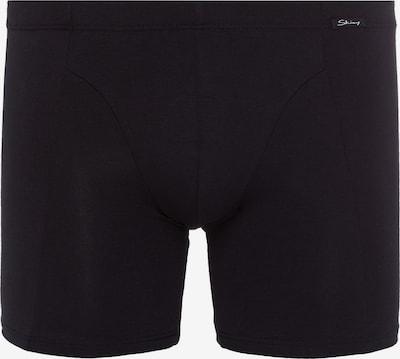Skiny Pants in schwarz, Produktansicht