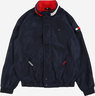 TOMMY HILFIGER Jacke 'DG EASY ZIP JACKET' in navy, Produktansicht