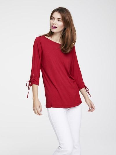 heine Majica u crvena: Prednji pogled
