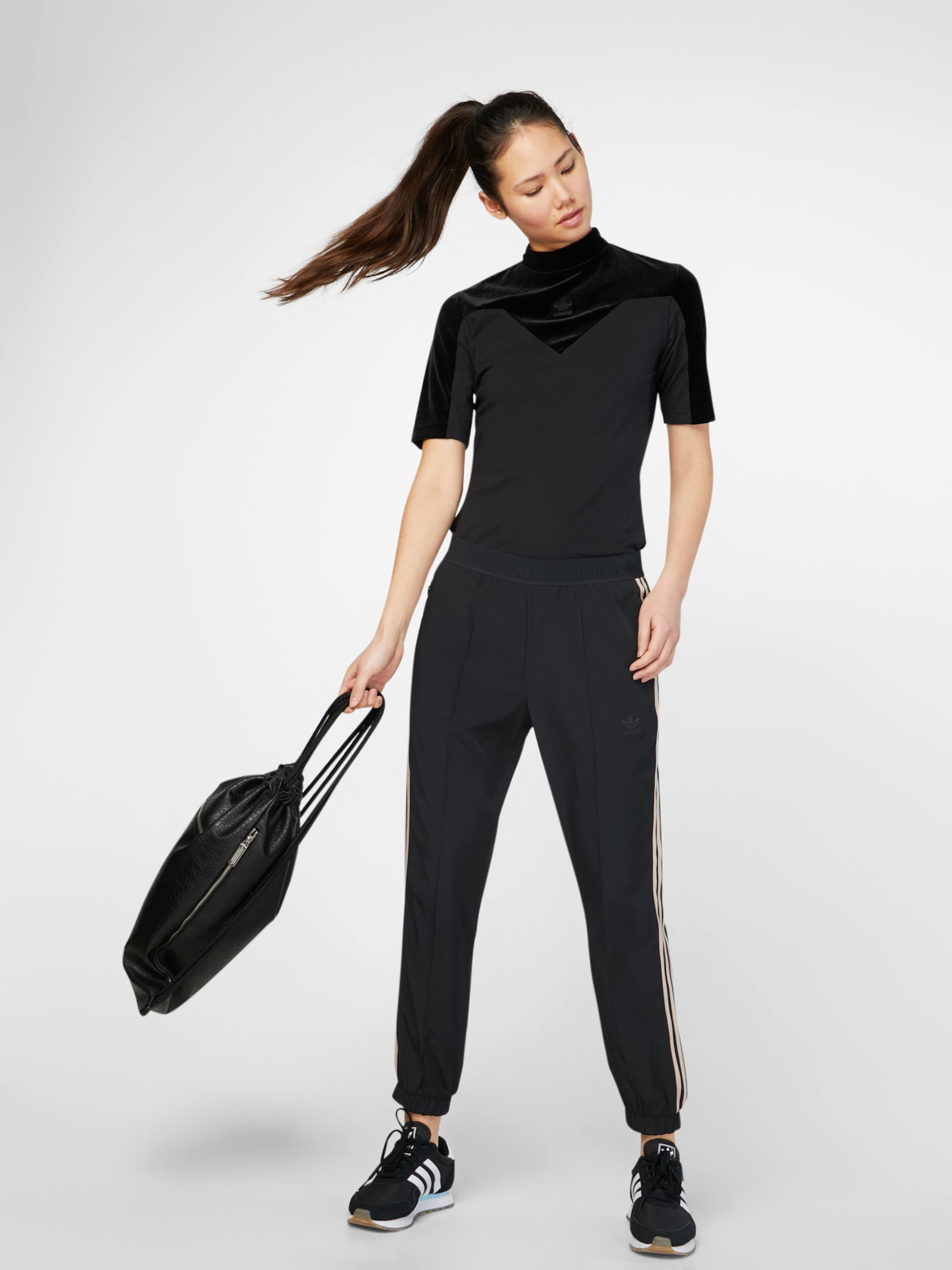 Adidas En Originals Pantalon Noir Adidas Originals 0OkXwNP8n