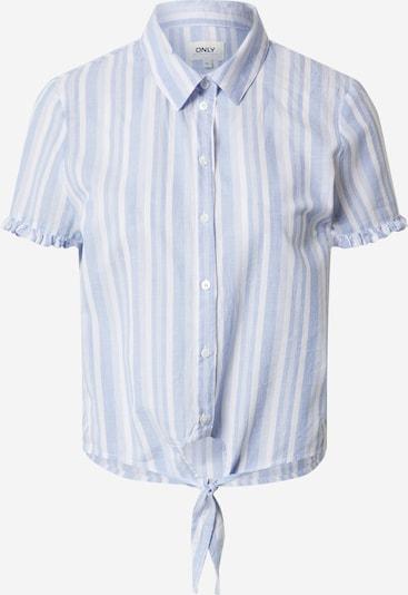 ONLY Bluzka 'ONLKATRINA' w kolorze jasnoniebieski / offwhitem, Podgląd produktu