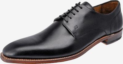 Gordon & Bros Schnürschuh 'Milan' in schwarz, Produktansicht