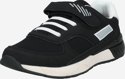 Sneaker s.Oliver pe negru / alb, Vizualizare produs