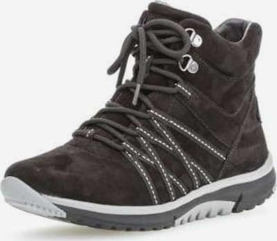 GABOR Stiefel in schwarz / weiß, Produktansicht