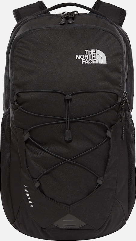 THE NORTH FACE Rucksack 'Jestorealis' in schwarz, Produktansicht