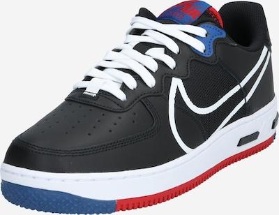 Nike Sportswear Sneaker 'Nike Air Force 1 React' in schwarz / weiß, Produktansicht