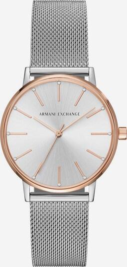 ARMANI EXCHANGE Quarzuhr 'AX5537' in gold / silber, Produktansicht