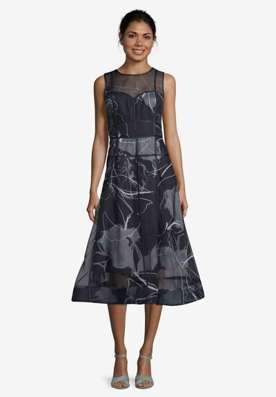 Vera Mont Abendkleid in dunkelblau / mint, Modelansicht