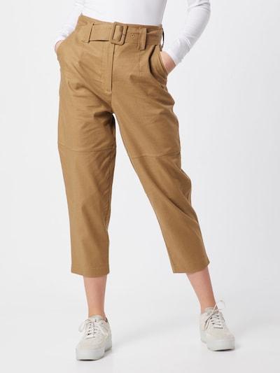karamell modström Chino nadrág 'Aliyah', Modell nézet