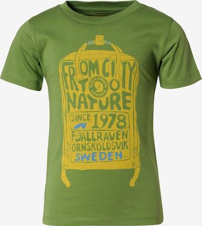 Fjällräven Shirt in grün, Produktansicht