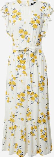 Dorothy Perkins Kleid in gelb / weiß, Produktansicht
