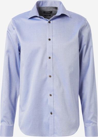 Matinique Košile 'Trostol' - tmavě modrá: Pohled zepředu