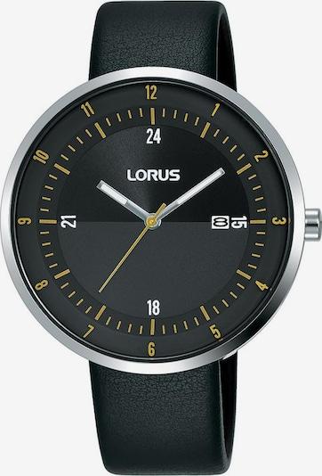 LORUS Uhr 'RH957LX9' in schwarz / silber, Produktansicht