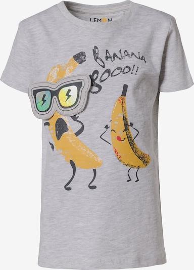 LEMON BERET T-Shirt in graumeliert / mischfarben, Produktansicht