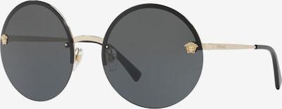 VERSACE Sonnenbrille in gold / schwarz, Produktansicht