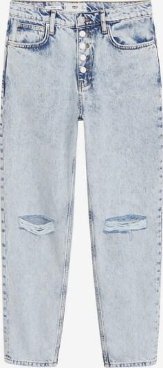 MANGO Jeans 'mom80' in hellblau, Produktansicht