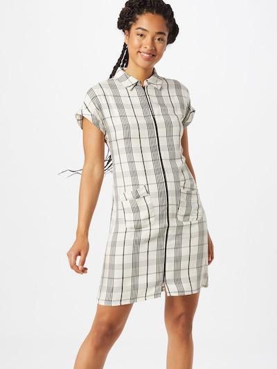 Trendyol Kleid in schwarz / weiß, Modelansicht