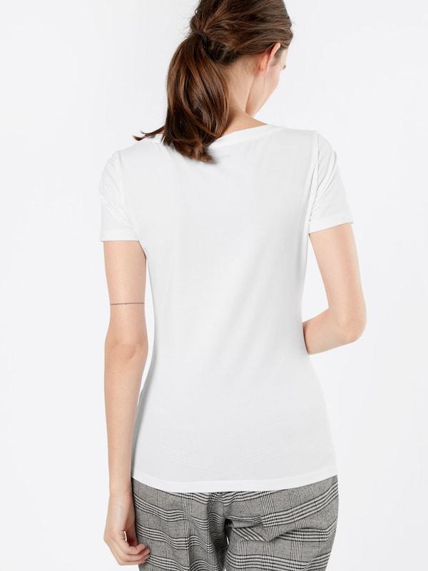 'natina' Wit Shirt In Drykorn Shirt Drykorn 5jAR34Lq